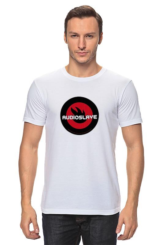 Футболка классическая Printio Audioslave футболка audioslave
