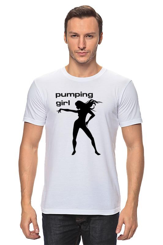 Футболка классическая Printio Pumping girl #1 футболка классическая printio pumping mafia 1