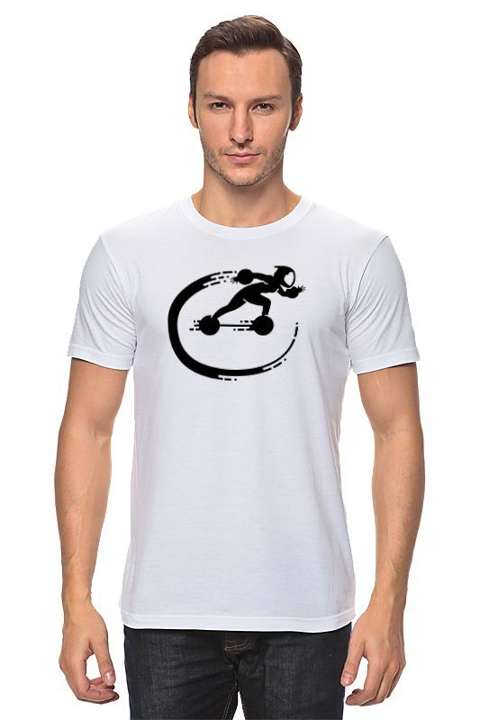 Футболка классическая Printio Гого томаго (город героев) gogo penguin gogo penguin man made object 2 lp