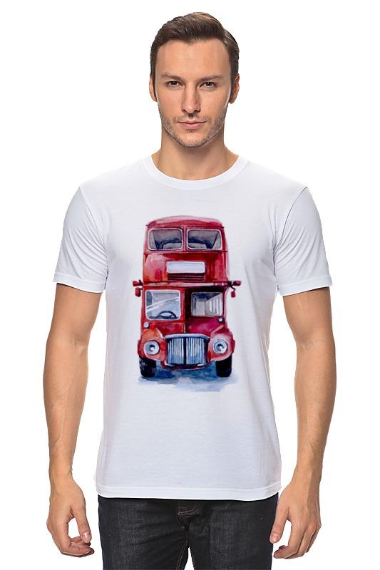 Футболка классическая Printio London bus майка классическая printio london