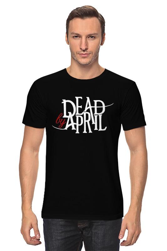 Футболка классическая Printio Dead by april футболка классическая printio dead by april