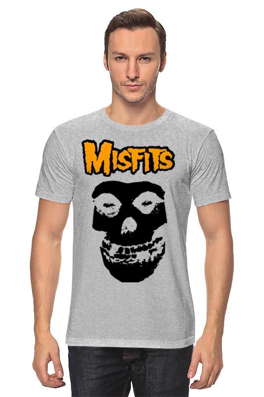 Футболка классическая Printio Misfits футболка стрэйч printio misfits