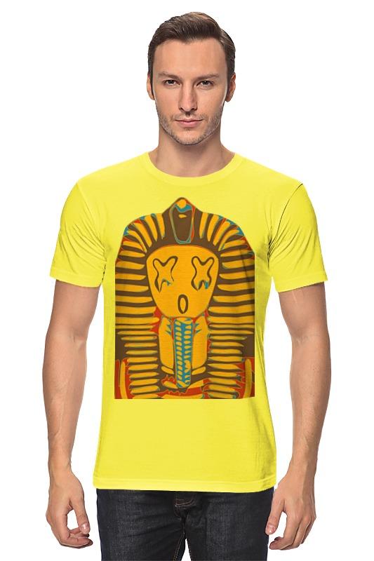 Футболка классическая Printio Faraon arsb футболка для беременных printio arsb skate