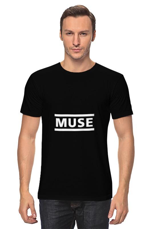 Футболка классическая Printio Muse! футболка стрэйч printio muse