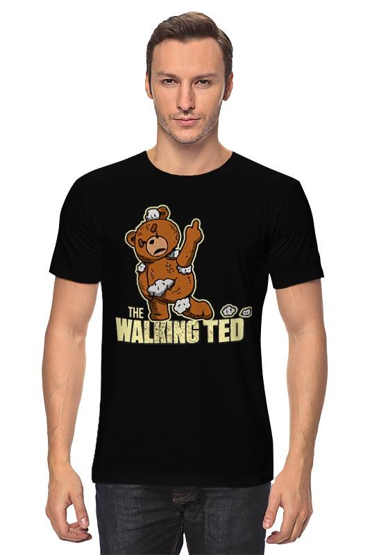 Футболка классическая Printio Ted zombie футболка wearcraft premium printio ted pss