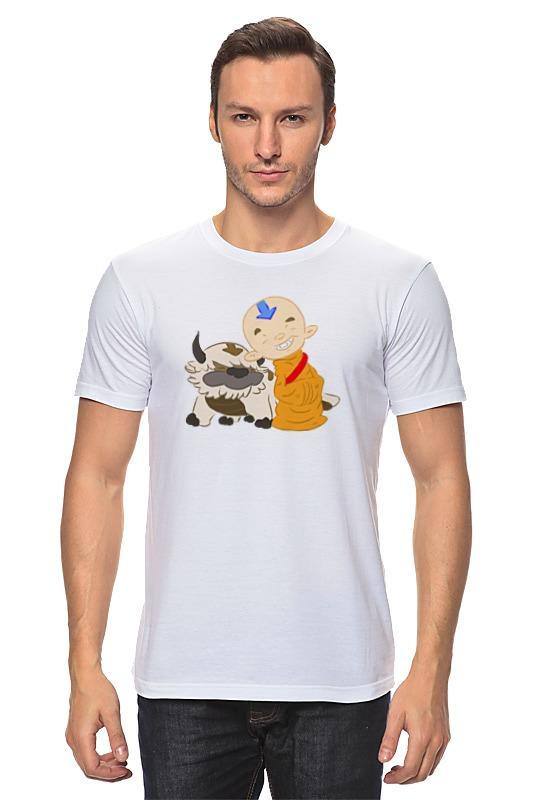 Футболка классическая Printio Аватар (легенда о корре) футболка с полной запечаткой мужская printio аватар легенда об аанге
