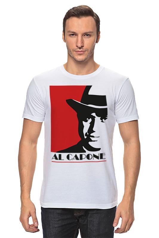 Футболка классическая Printio Аль капоне (al capone) футболка стрэйч printio большой аль капо́не