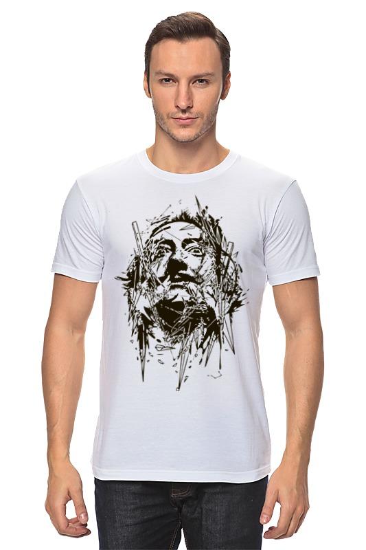 Футболка классическая Printio Salvador dali футболка dali dali da002embinx3