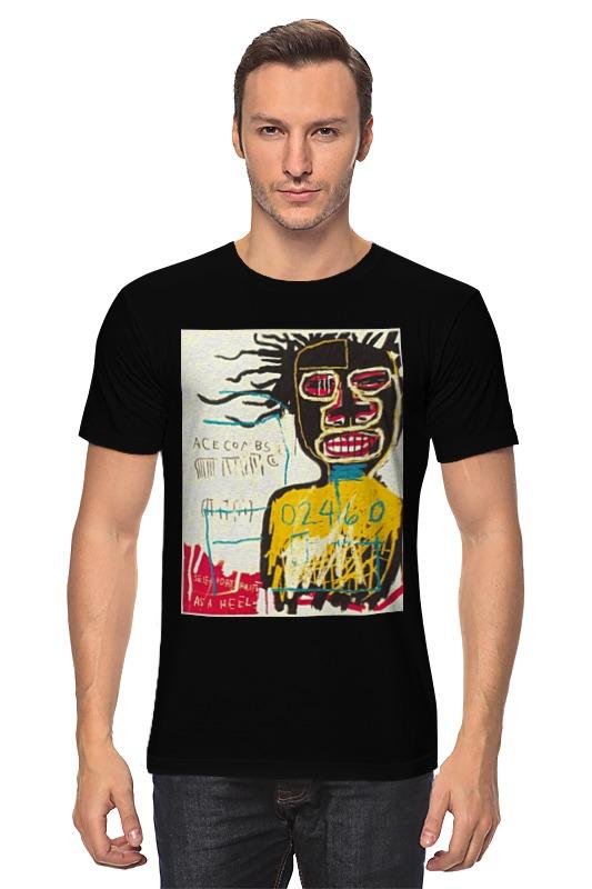 цена на Футболка классическая Printio Jean-michel basquiat