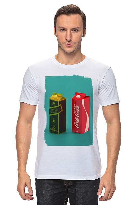 Футболка классическая Printio Whisky cola футболка wearcraft premium printio whisky cola