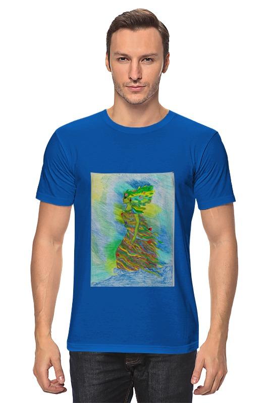 Футболка классическая Printio Мать -земля футболка земля воинов