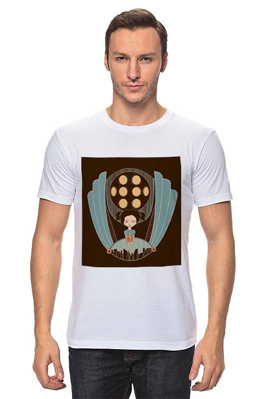 Футболка классическая Printio Bioshock - little sister bioshock infinite цифровая версия