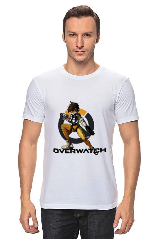 Футболка классическая Printio Overwatch tracer футболка классическая printio overwatch tracer