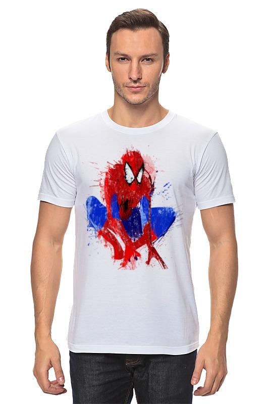 Футболка классическая Printio Spider-man