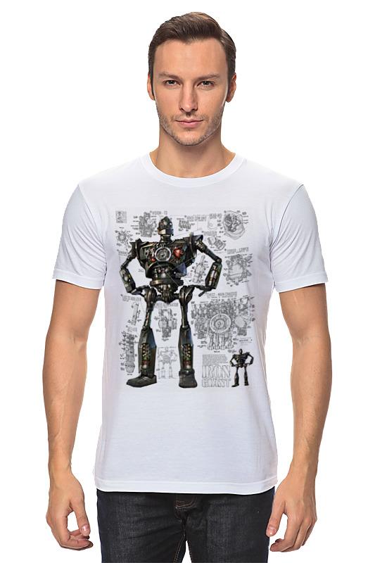 Printio Стальной гигант / the iron giant