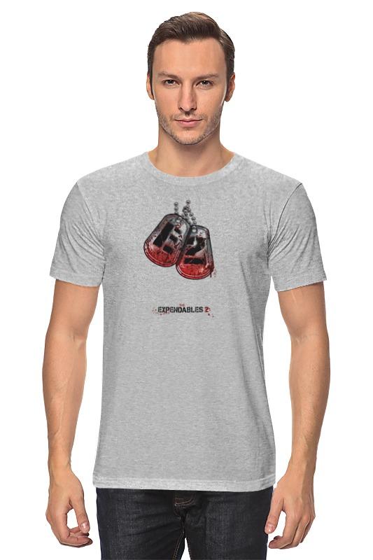 Футболка классическая Printio Expendables ii футболка классическая printio 62 2% в саратове