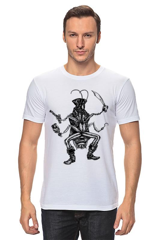 Футболка классическая Printio Джек - таракан футболка классическая printio светильник джек