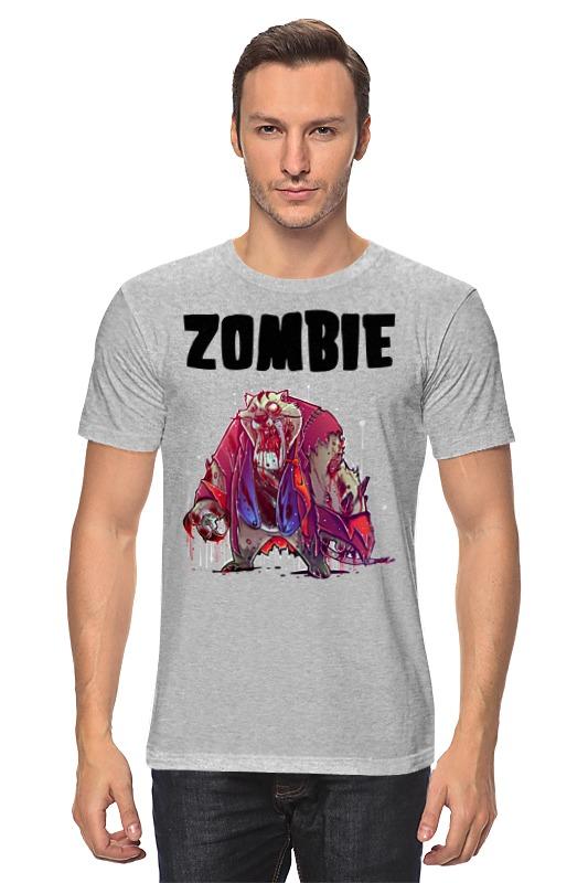 Футболка классическая Printio Zombie cat