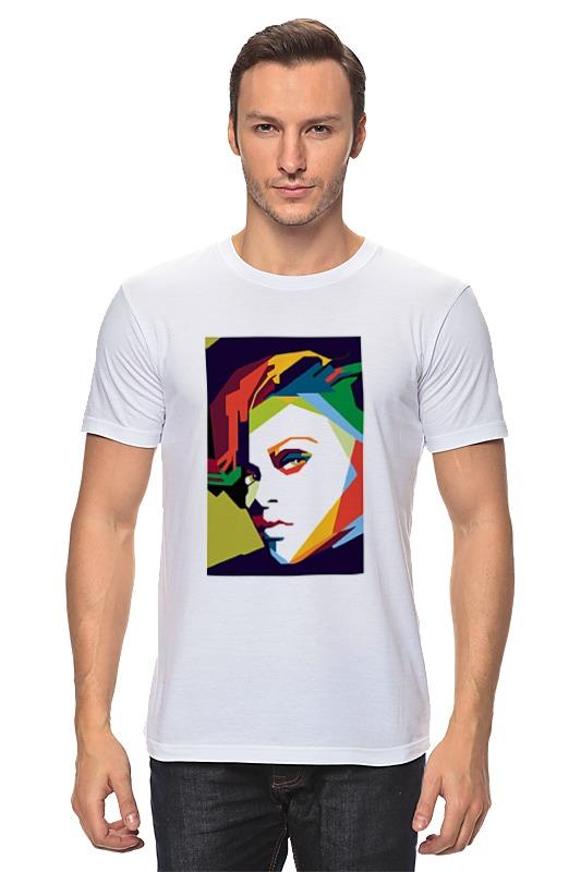 Футболка классическая Printio Рианна (rihanna) футболка классическая printio рианна
