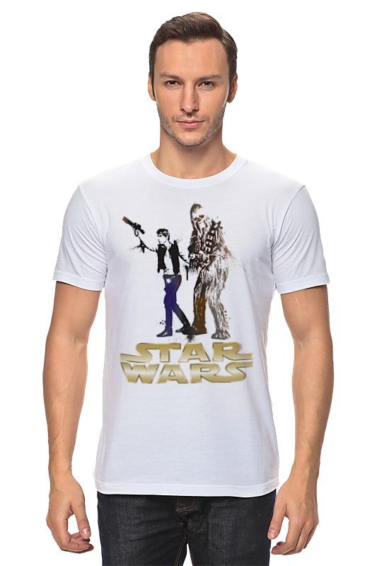 Футболка классическая Printio Звездные войны футболка классическая printio лего звездные войны