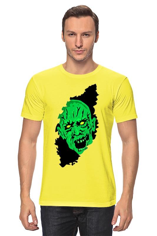 Футболка классическая Printio Zombie футболка классическая printio zombie burger