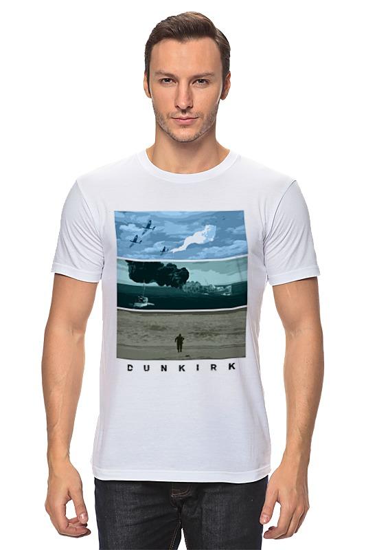 Футболка классическая Printio Дюнкерк / dunkirk levine j dunkirk