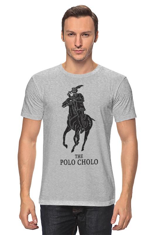 Футболка классическая Printio The polo футболка классическая printio the black keys