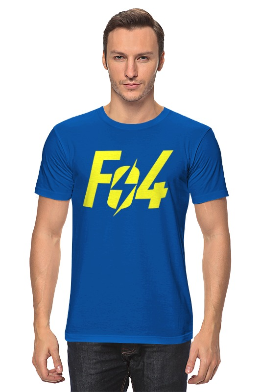Футболка классическая Printio Fallout футболка классическая printio fallout фэллаут