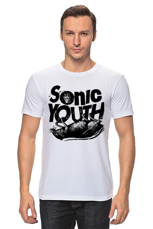 Футболка классическая Printio Sonic youth sonic youth sonic youth dirty 2 lp