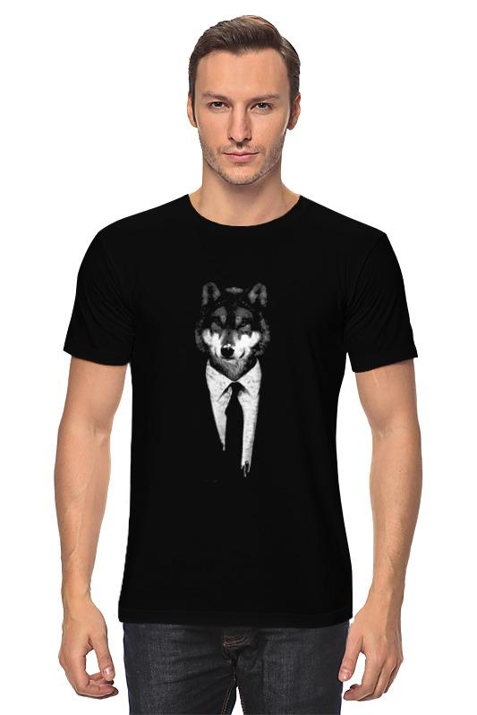 Printio Мистер волк