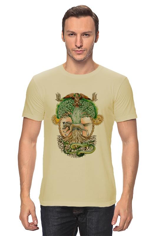Футболка классическая Printio Славянское древо футболка классическая printio древо жизни