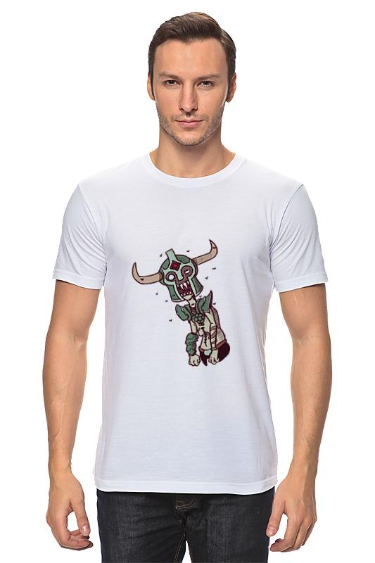 Футболка классическая Printio Dota 2 - undying футболка классическая printio классическая футболка dota 2