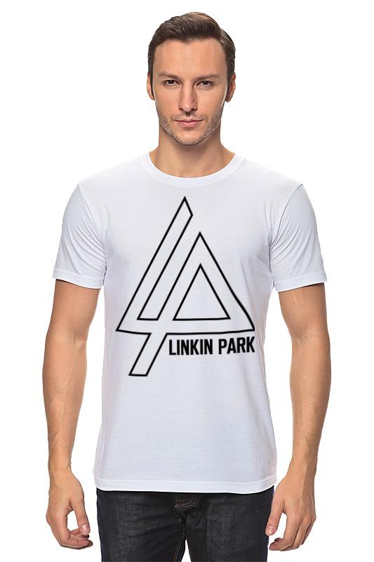 Футболка классическая Printio Linkin park linkin park linkin park minutes to midnight