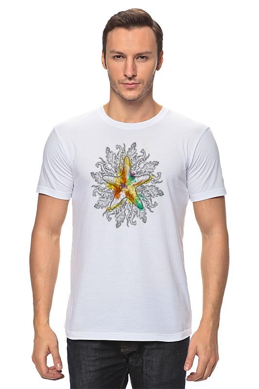 Футболка классическая Printio Мандала звезда электрическая плита лысьва эп 301 черный