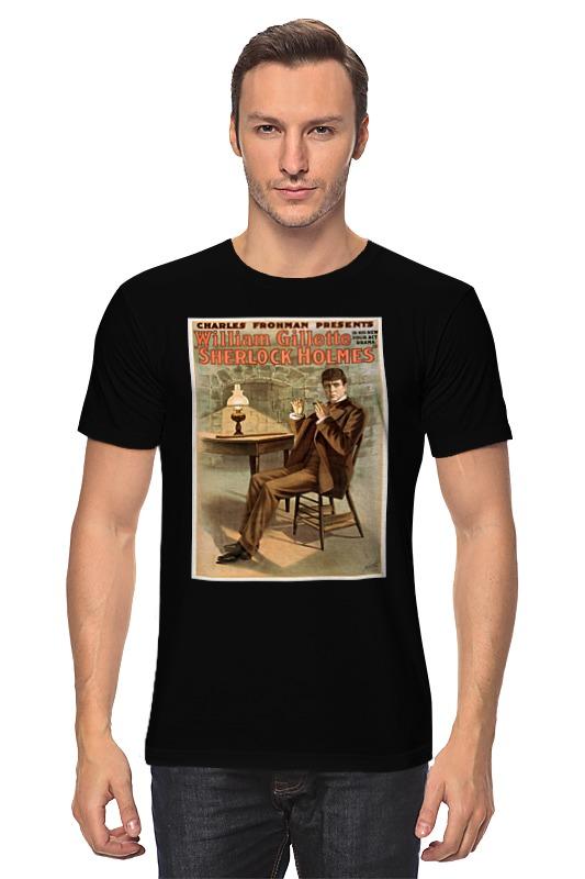 Printio Афиша спектакля шерлок холмс, 1900 г. ник картер американский шерлок холмс