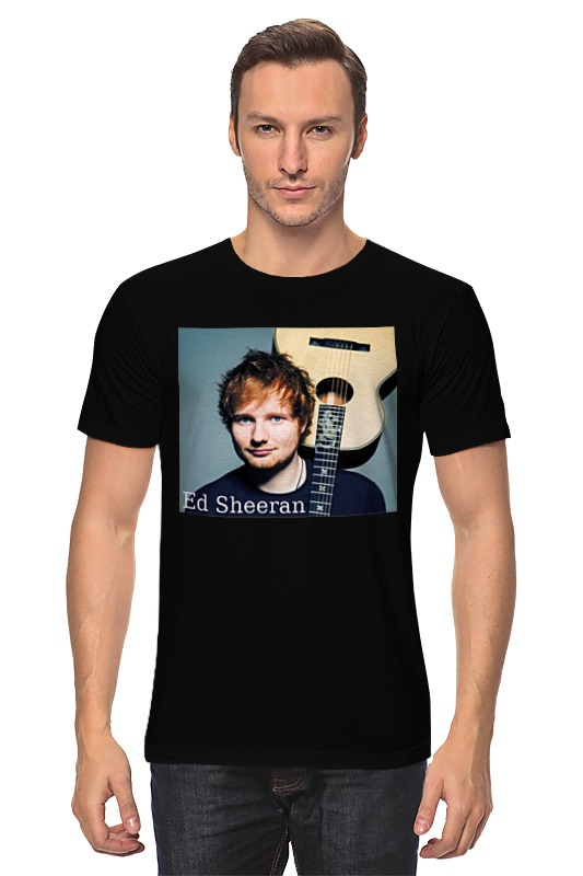 Футболка классическая Printio Ed sheeran shape of you ed sheeran lp