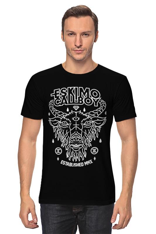 Футболка классическая Printio Eskimo callboy цена и фото