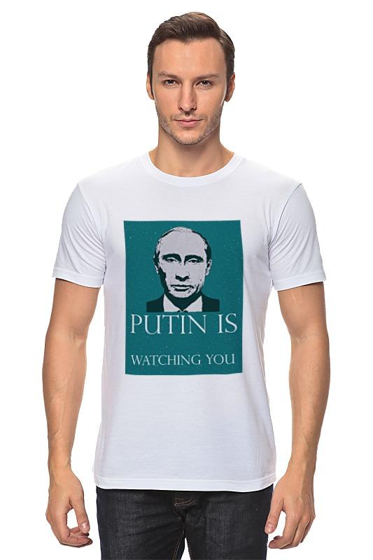 Printio Владимир владимирович путин 2 футболка классическая printio путин владимир владимирович