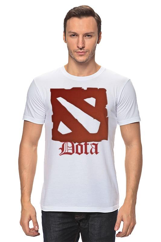 Футболка классическая Printio Dota футболка классическая printio dota 2 templar assassin
