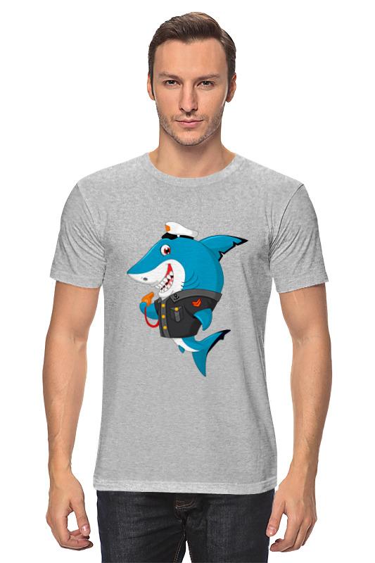 Футболка классическая Printio Капитан футболка классическая printio капитан