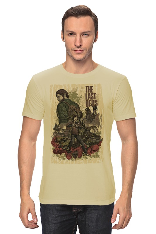 Футболка классическая Printio The last of us худи print bar the last of us