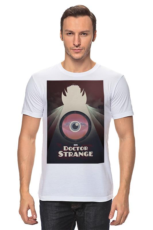 Футболка классическая Printio Доктор стрэндж футболка wearcraft premium printio доктор стрэндж