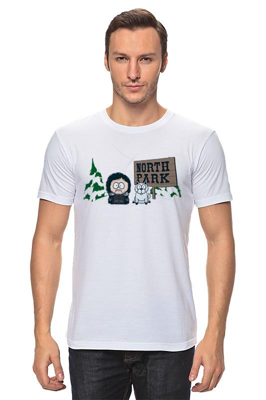 Printio Джон сноу футболка классическая printio джон ленон