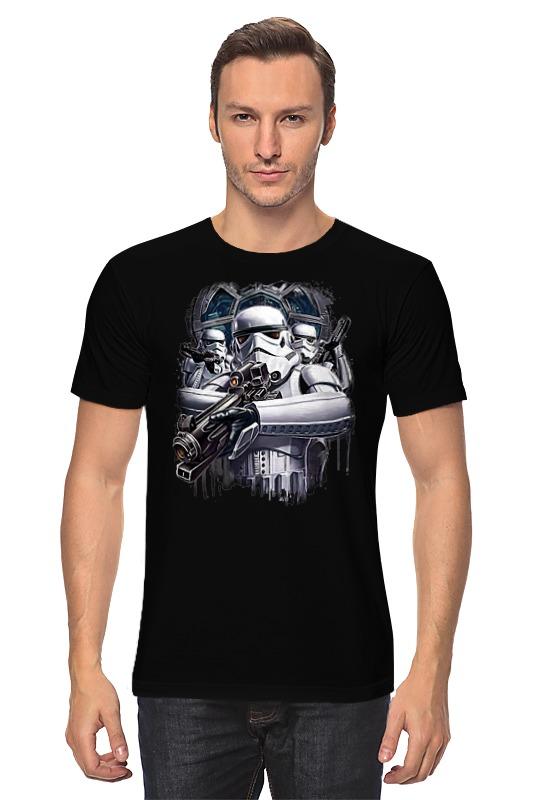 Printio Troopers (star wars) лонгслив printio the troopers star wars