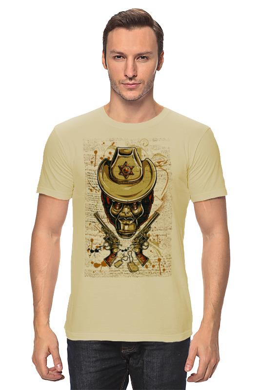 Футболка классическая Printio Sheriff цена