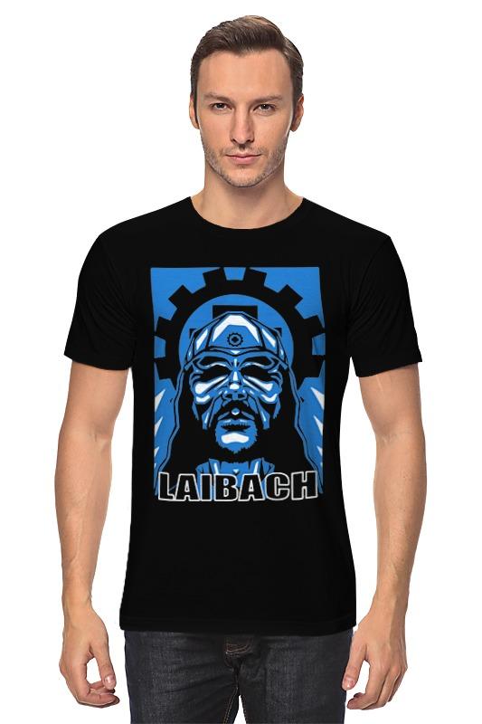 Футболка классическая Printio Laibach / milan fras футболка классическая printio laibach drummer boy