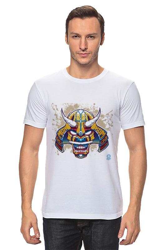 купить Printio Маска самурая по цене 960 рублей