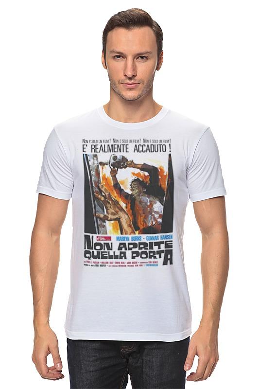 Футболка классическая Printio Техасская резня бензопилой футболка wearcraft premium printio техасская резня бензопилой