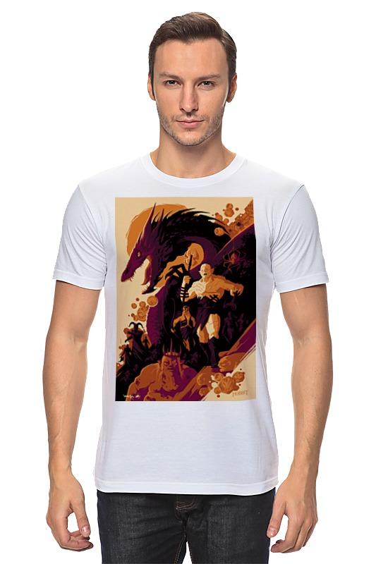 Футболка классическая Printio Хоббит / the hobbit футболка классическая printio the black keys