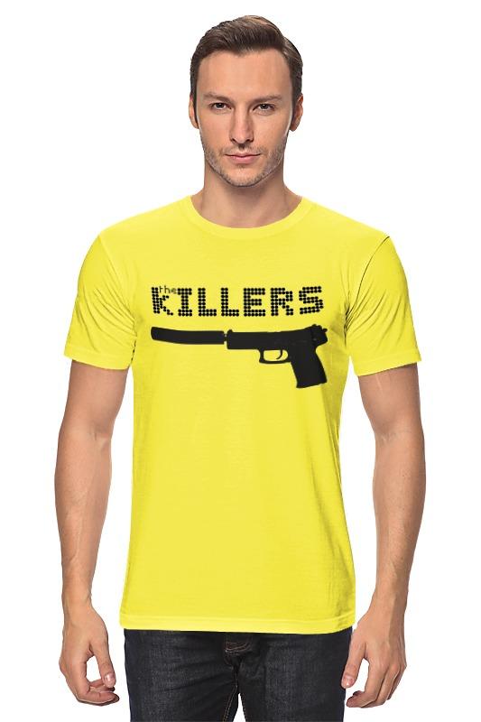 Футболка классическая Printio The killers